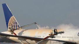 Anti gelo em aeronave